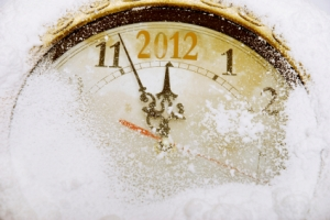 New Year's Resolution 2012